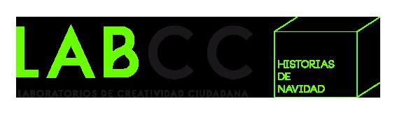 Logo LABCC Historias de Navidad