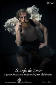 Cartel Triunfo de Amor_Nao damores
